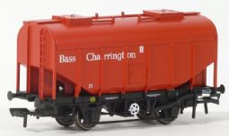 Bachmann 38603 Bass Charrington 21t grain hopper wagon 23 - reduced
